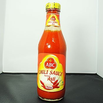 ABC サンバルアスリ 335ml (HALAL ハラル 認定商品 インドネシア 激辛チリソース)
