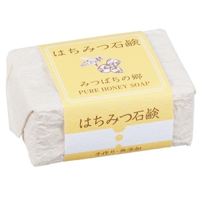 寛大な置くためにパック著者みつばちの郷はちみつ石鹸