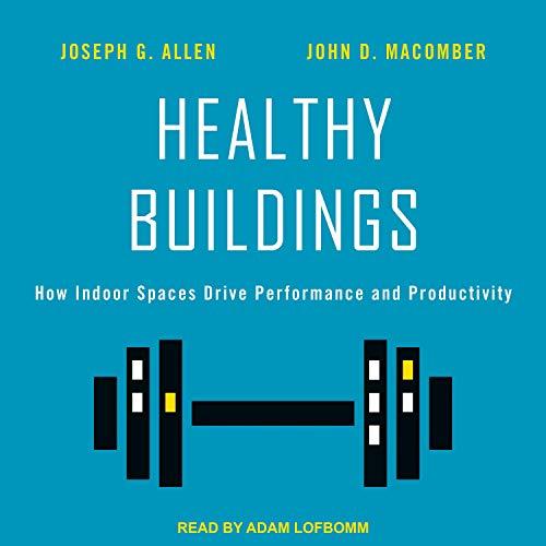 『Healthy Buildings』のカバーアート