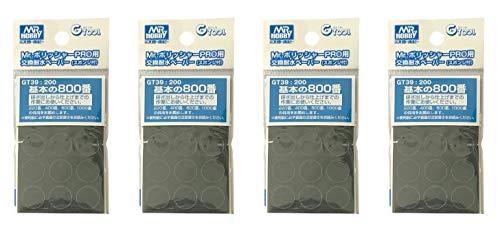 Mr.ポリッシャーPRO用 交換耐水ペーパー800番 GT39
