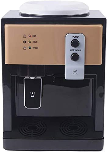 WYN Dispensador de refrigerador de Agua fría Caliente eléctrica, 100V Cargando enfriadores de Agua Dispensador de Agua eléctrica para hogares, cocinas, oficinas