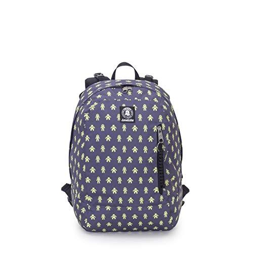 invicta- Zaino Reversibile Backpack, Multicolore, 206001860