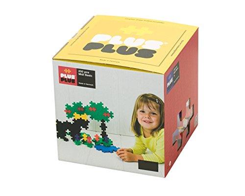 Plus-Plus - Big Basic Boîte de 100 Pièces Jeux de Construction, PP3211