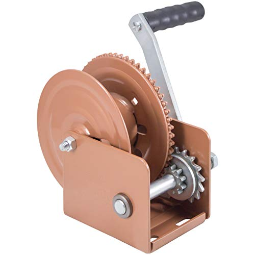 Goldenrod Dutton-Lainson 14932 DLB Brake Winch, Bronze 1200 lb,1 Pack