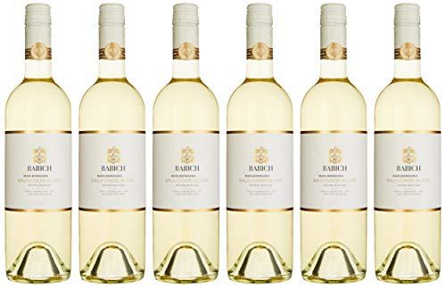 Babich Sauvignon Blanc Marlborough 2019 Neuseeland Wein (6 x 0.75 l)