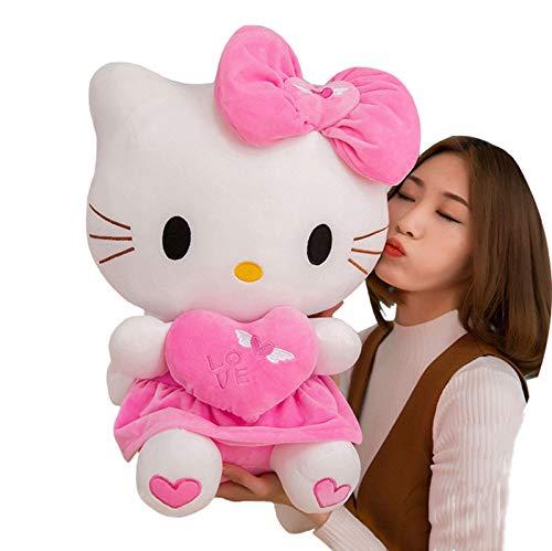Juguete de Peluche Hello Kitty Lindo Muñecas Decoración Hogar Niña Niños Cumpleaños...