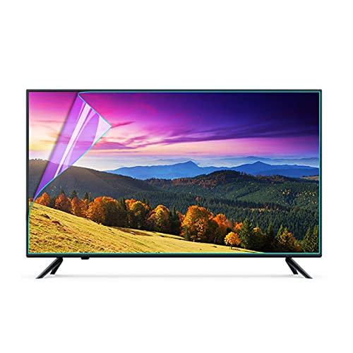 Protector de pantalla, Adecuado para LCD, LED, 4K OLED y QLED Película HD, Monitor de computadora de TV de 27-75 pulgadas, Reducir la fatiga ocular ( Color : HD Version , Size : 70 inch 1561X900mm )