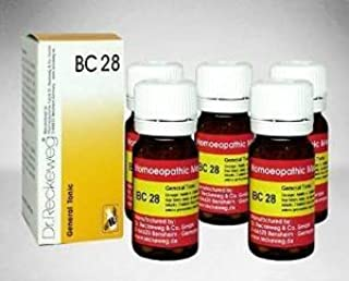 5 Pack X Dr.Reckeweg-Germany Biochemic Combination Tablet BC- 28 Homeopathic Medicine