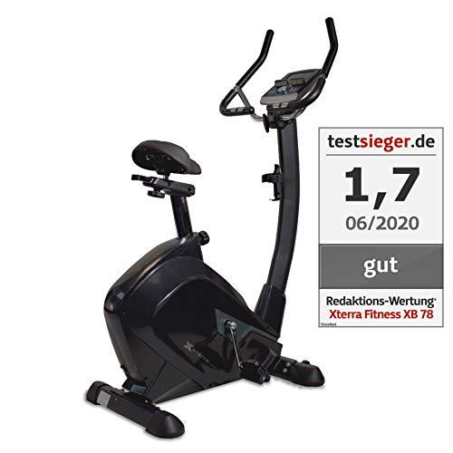 XTERRA Ergometer Heimtrainer Fitnessbike XB 78