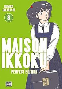 Maison Ikkoku - Juliette je t'aime Perfect Edition Tome 8