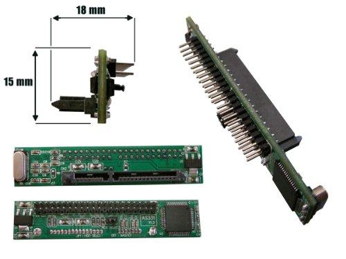 Kalea Informatique - Convertidor adaptador para cambio de disco duro interno (ultrafino, SATA 2,5