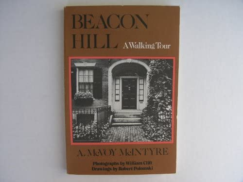Beacon Hill A Walking Tour product image