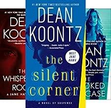 Koontz's 4-book JANE HAWK Series -- Silent Corner / Whispering Room / Crooked Staircase / Forbidden Door