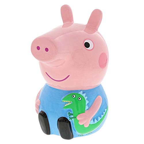 Peppa Pig Bank, Multicolor, Talla única