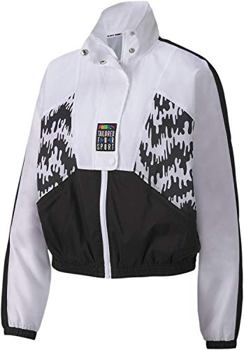 PUMA Tailored for Sport OG All Over Print Track Jacket Puma Black SM