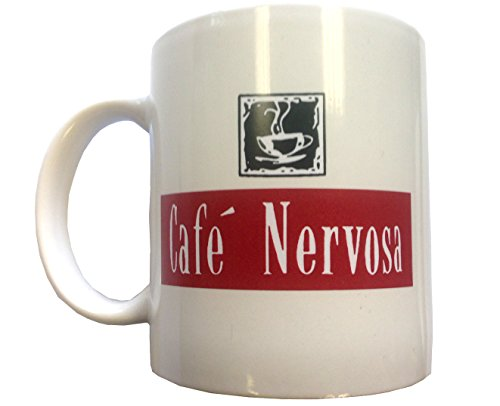 Cafe Nervosa Coffee Mug