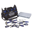Shop Kobalt 22-Piece Household Tool Set with Soft Case at Lowes.com