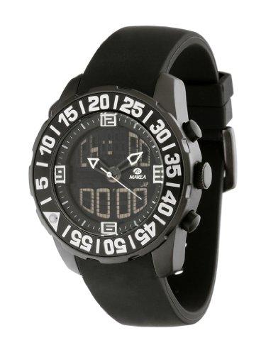Marea Watch B35205/1 - Reloj Analógico-Digital Sport - Color : Negro/Negro