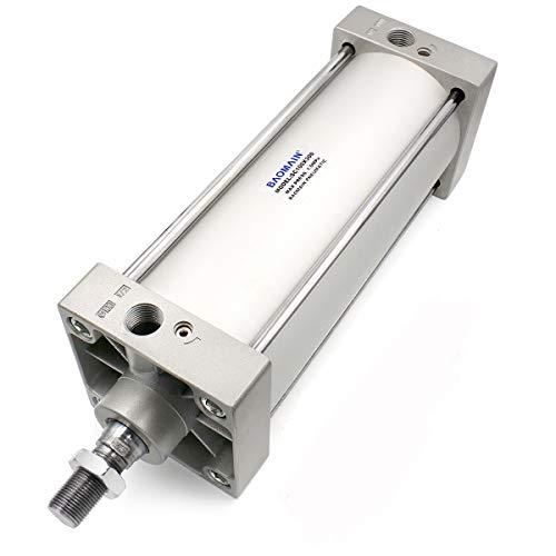 Baomain Pneumatic Air Cylinder SC 100 x 300 PT1/2; Bore: 4