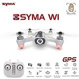 Ocama Quadricotteri Drone Syma W1 GPS Drone con 5G Wifi FPV 1080P Telecamera Brushless Quadcopter...