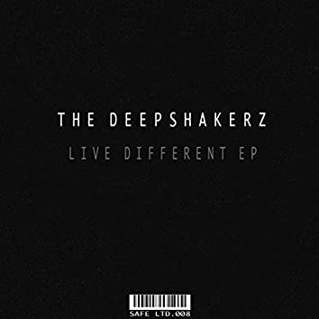 Live Different EP