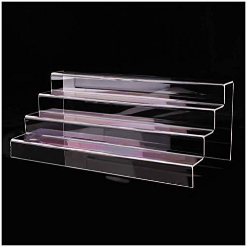 GFPR Acryl-Geldbörse Display-ständer, transparent Präsentationsständer für Figuren, edler Schmuck, Kosmetik C