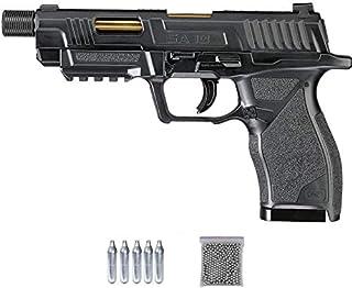 comprar comparacion Umarex UX SA10 (blowback | Pack Pistola de balines (perdigones o Bolas de Acero BB's). Arma de Aire comprimido CO2 Calibre...