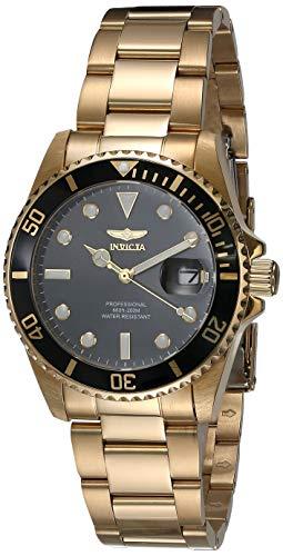Invicta Pro Diver reloj de cuarzo negro para mujer 33277