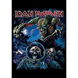 Iron Maiden Posterflagge The Final Frontier Fahne Poster
