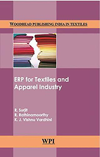ERP for Textiles and Apparel Industry