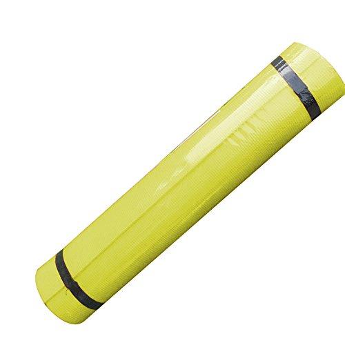 4 mm textuur van zacht EVA-kunststof, inklapbaar, voor gymnastiek, oefening, yogamat, antislip, waterbestendig, duurzaam.