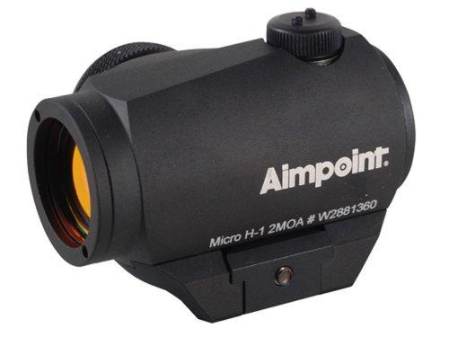 Aimpoint Micro H (2Moa mit Standard-Halterung)