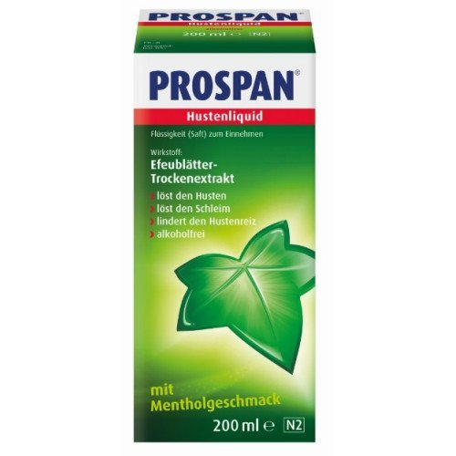PROSPAN Hustenliquid 200 ml
