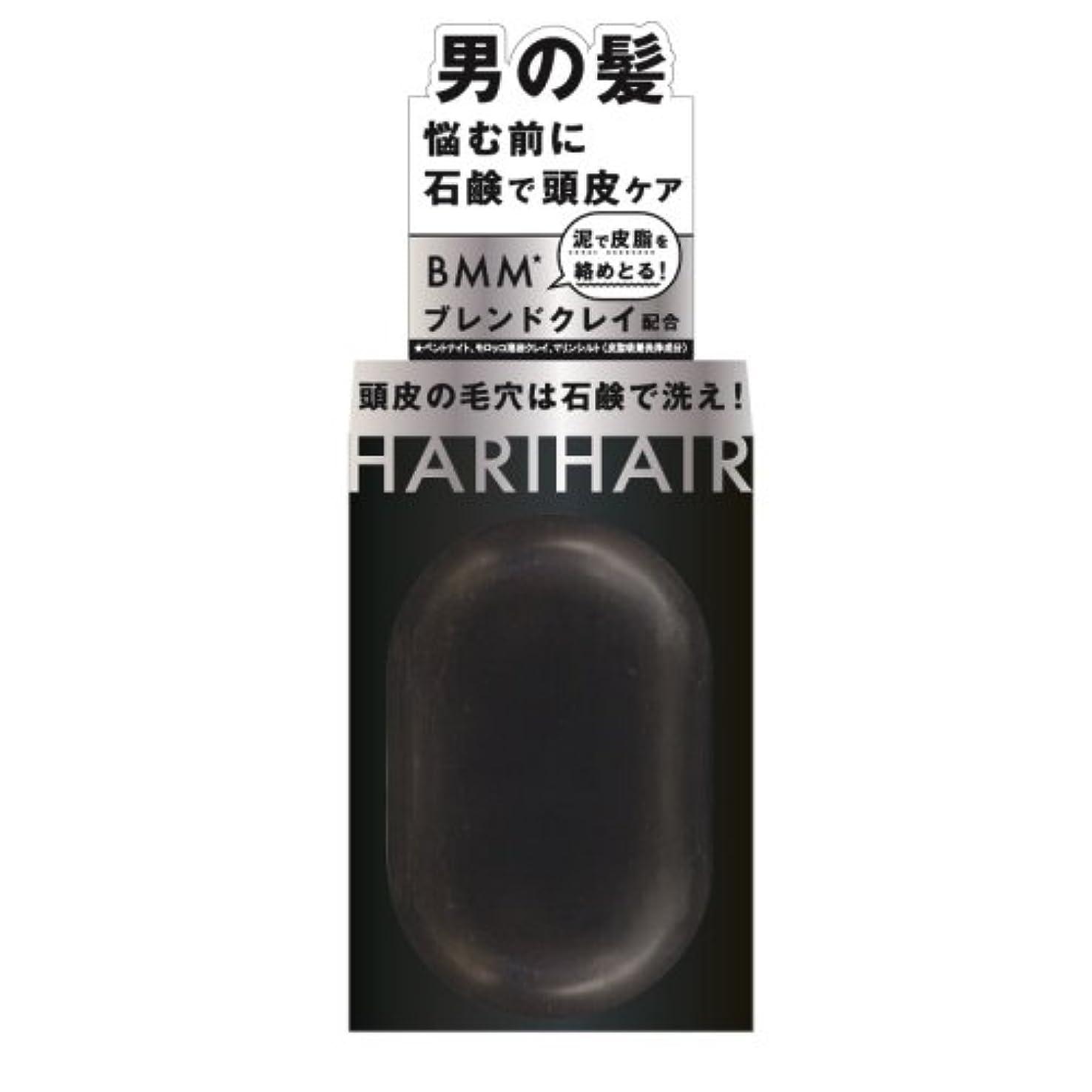 出口アブセイ温度ペリカン石鹸 ハリヘア 固形シャンプー 100g