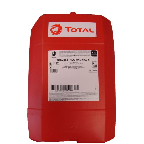 20 Liter TOTAL Quartz INEO MC3 5W-30