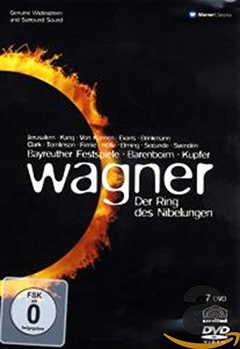 Der Ring Des Nibelunghen (L'Anello Del Nibelungo)(Dvd)