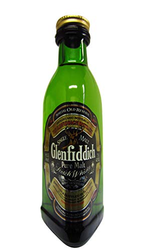 Glenfiddich - Pure Malt Miniature - Whisky