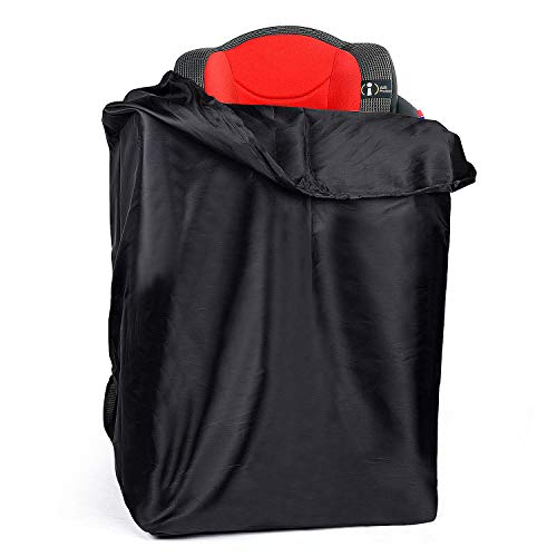 ZWOOS Kindersitz Tasche, Reisetasche mit Schulterriemen, Passt auf Kinderwagen, Rollstühle, Autokindersitze