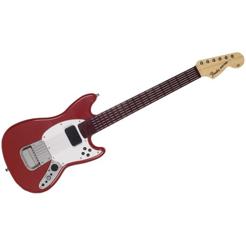 Rock Band 3 Wireless Fender Mustang PRO-Guitar Controller for PlayStation 3