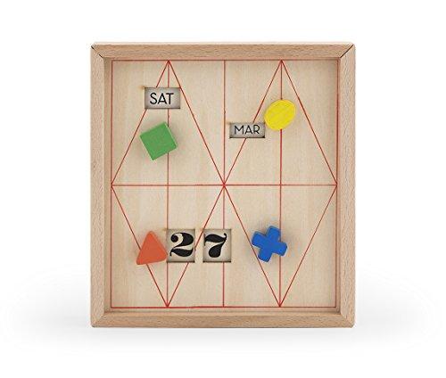 KIKKERLAND『Calendar Box』