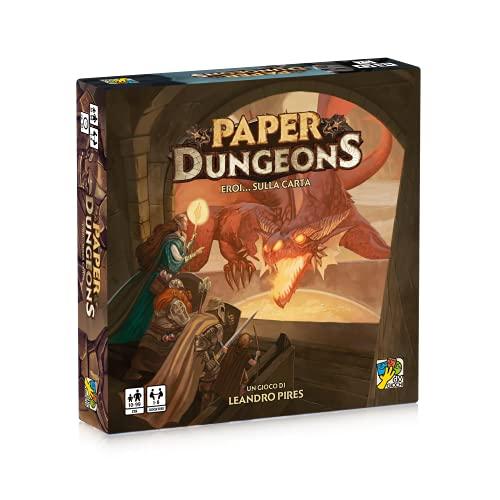 dV Giochi Paper Dungeons