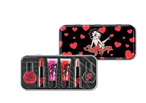 Betty Boop Maquillaje Estaño Juego