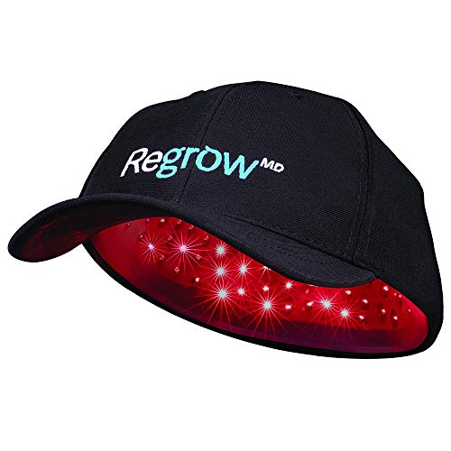 RegrowMD Laser Cap for Hair Growth RegrowMD 272 (Lasers no LEDs). FDA Cleared Hair Laser Growth Treatment for Men and Women. Ideal for Thinning Hair Treatment Women and Men.