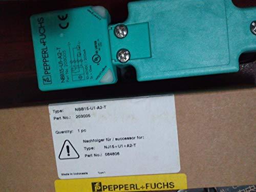 New in Box Pepperl + Fuchs NBB15-U1-A2-T NJ15+U1+A2-T All New N0.203005