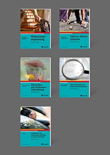 Leitlinien Ergotherapie SET für Senioren: Leitlinien der Ergotherapie Band 2,5,6,10 und 15