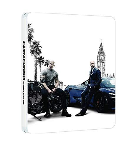 Fast & Furious Presents: Hobbs & Shaw - Steelbook (2 Blu-Ray) [Edizione: Regno Unito] [Italia] [Blu-ray]