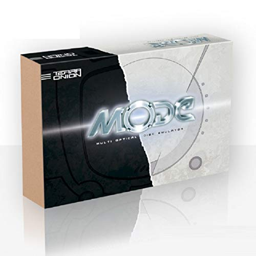 Terraonion MODE - Dreamcast & Saturn ODE セガサターン/ドリームキャスト専用 日本語マニュアル付き [正...