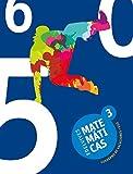 Cuaderno de Vacaciones Matemáticas 3.º ESO (Vacaciones Secundaria) - 9788414008379