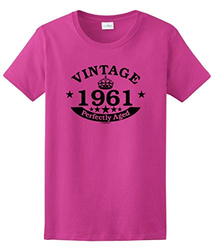 Vintage 1961 Perfectly Aged Shirt - 8 Colors