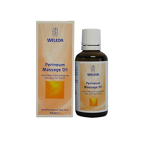 Weleda Damm-Massageöl 50ml - 6-Pack